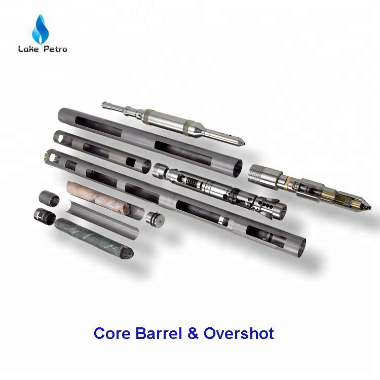 Conventional core Barrel with parts