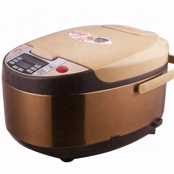 Multifunctional intelligent 1.8L automatic electric rice cooker