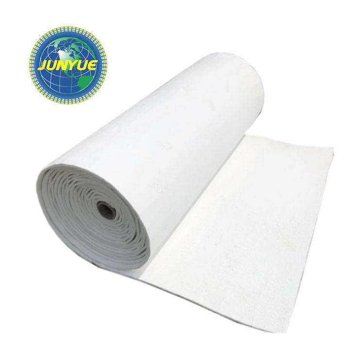 low thermal conductivity silica aerogel insulation blanket for roof and building
