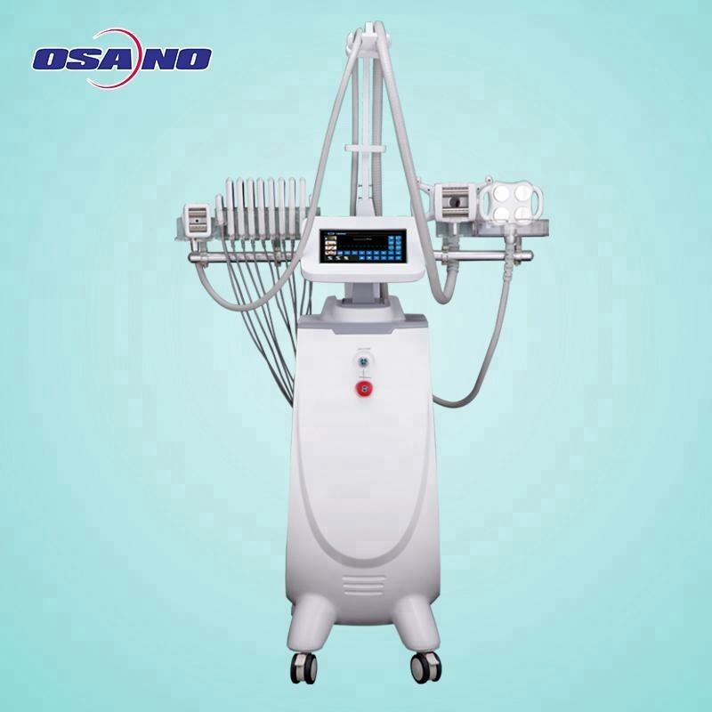Newest V9 vela shape 3 slimming 40k Cavitation Vacuum Rf Body Slimming Machine With Ce Certification