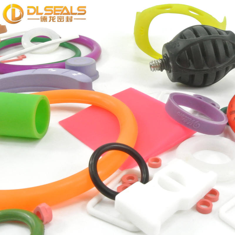 DLseals factory made FDA Silicone rings custom parts
