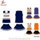 Custom Wholesale Youth Cheap Puls Size Cheerleading Uniforms