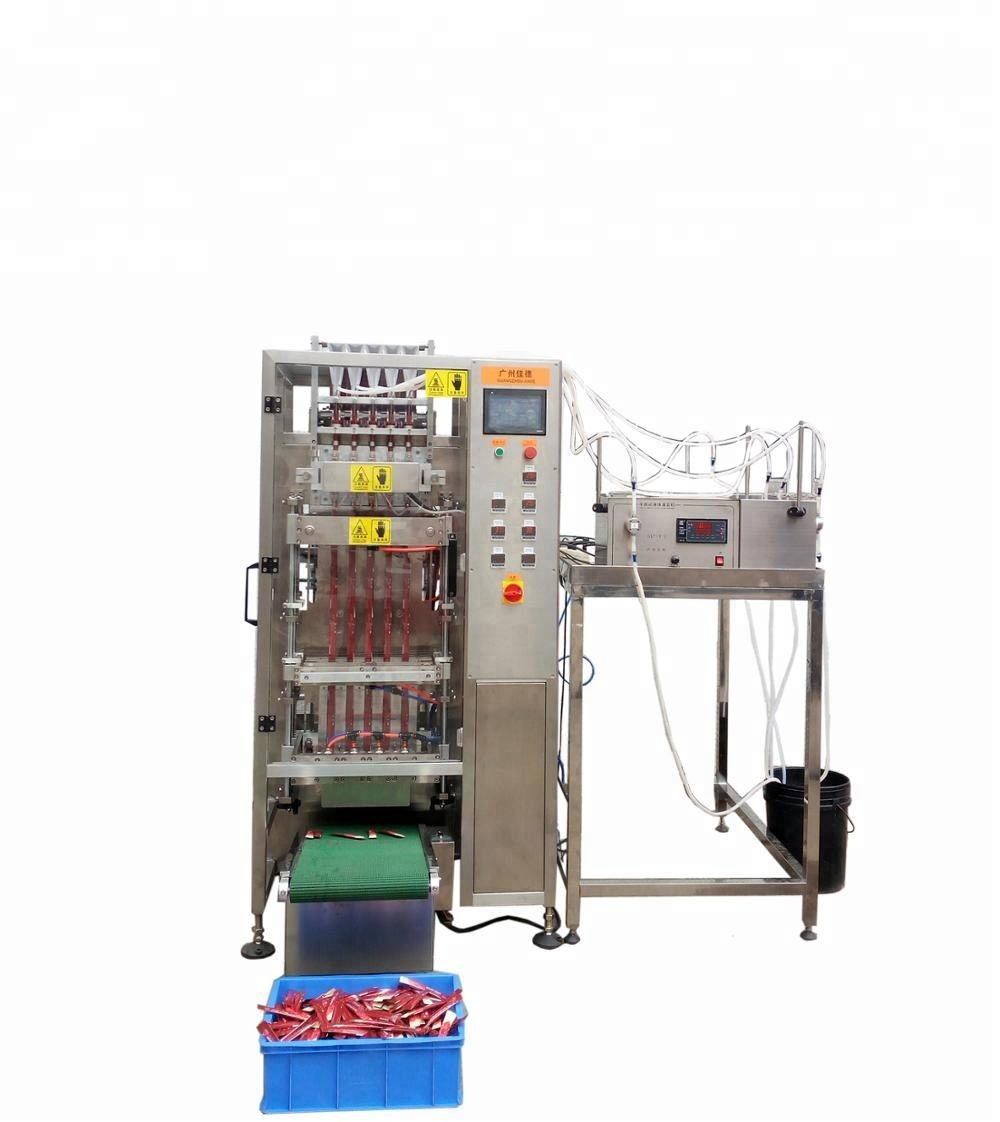 Automatic Ice Lolly Pillow/Stick Packing Machine