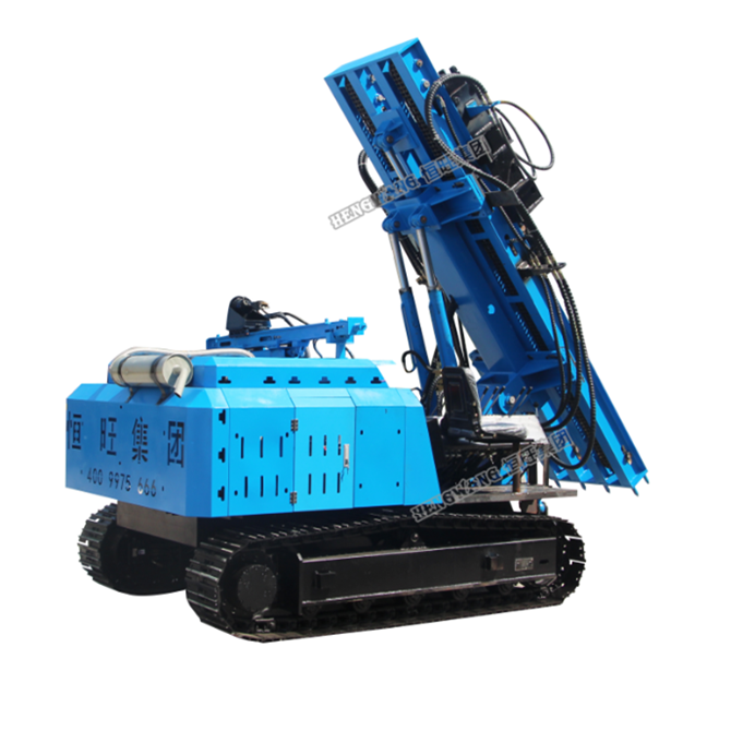 Pilling Machine, Ground Screw Machine, Hydraulic pile pilling rigs for sale