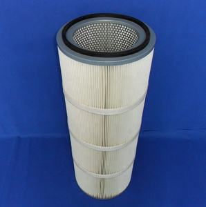 powder Coating Cylinder Air Dust Filter Cartridge