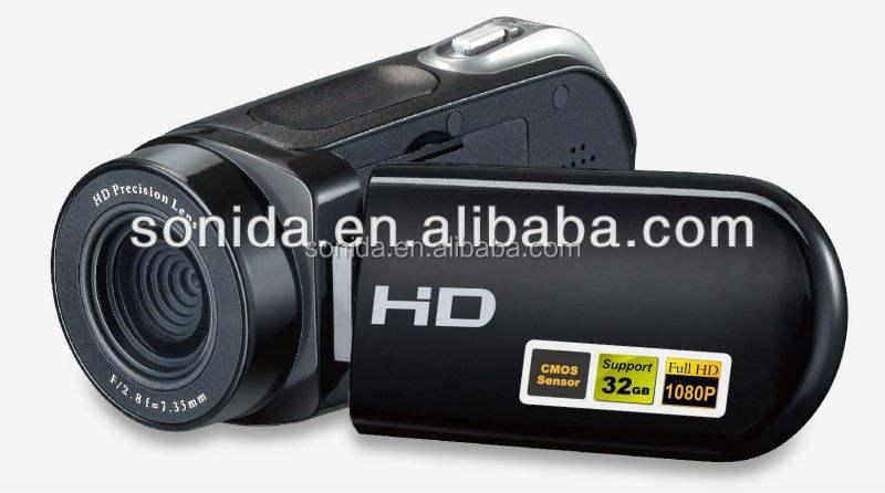 Videocamera hd filmati hd 720p 16x hdv-801s <span class=keywords><strong>video</strong></span> zoom digitale