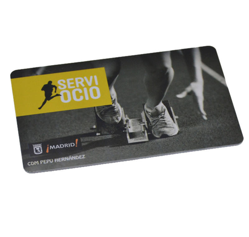 Nuovo stile low cost 64 k rfid contactless smart card