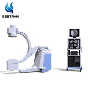 BT-XC02 5.0 kW,100mA High Frequency Mobile Digital China cr c-arm x ray equipment fluoroscopy machine price manufacturers