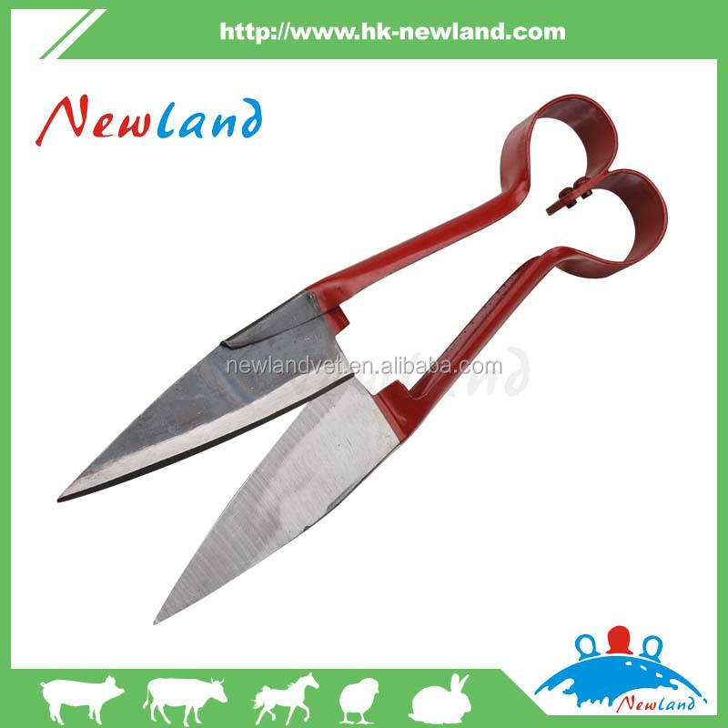 NL905 High quality new type Double bow hand sheep shear