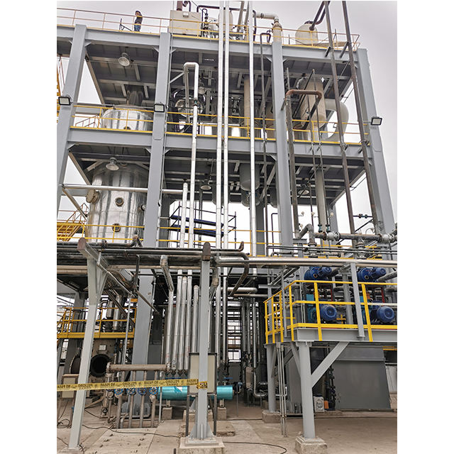 Low investment 30-100TPD palm oil lipase enzyme biodesel plant biodiesel machine biodiesel distillation equipment