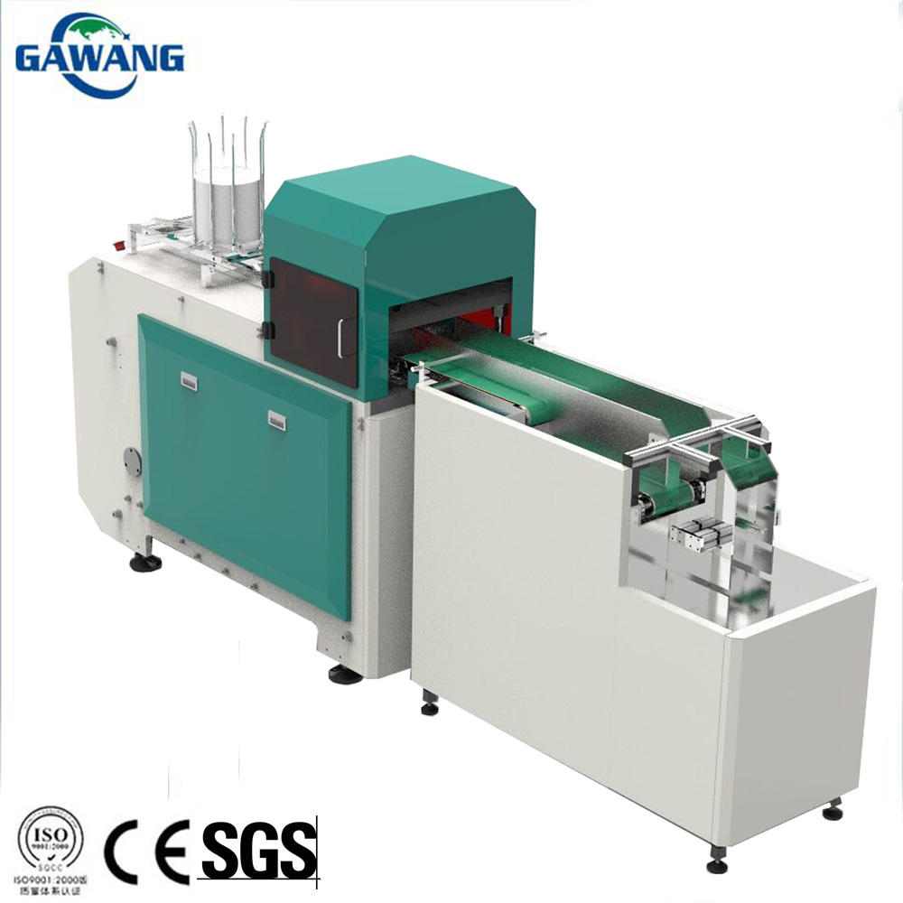 CE Certificate Fully Automatic Paper Plate Making Machine