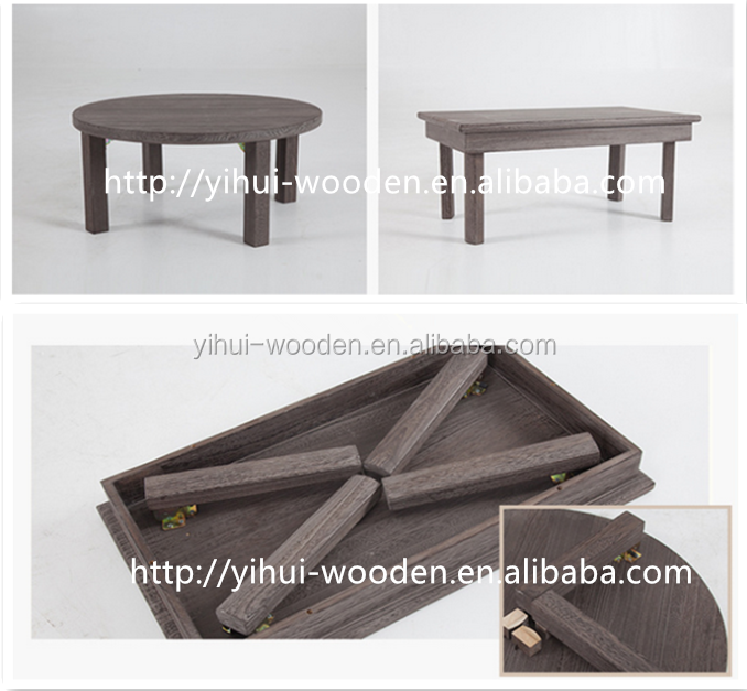 hot sale japanese family small tables