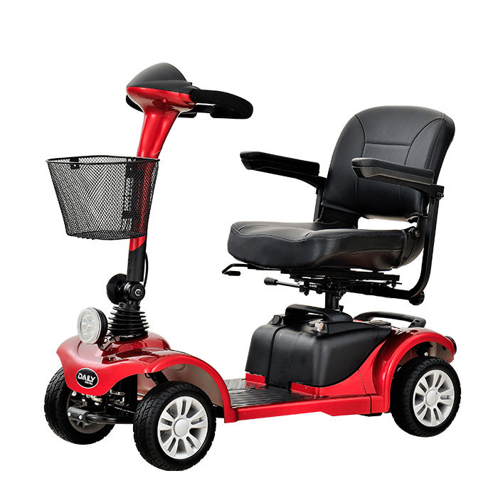 Hot Sale Handicapped Vigorous Mobility Scooter With Chair
