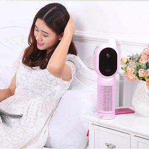 2019 new hot desktop HEPA car usb activated carbon air purifier
