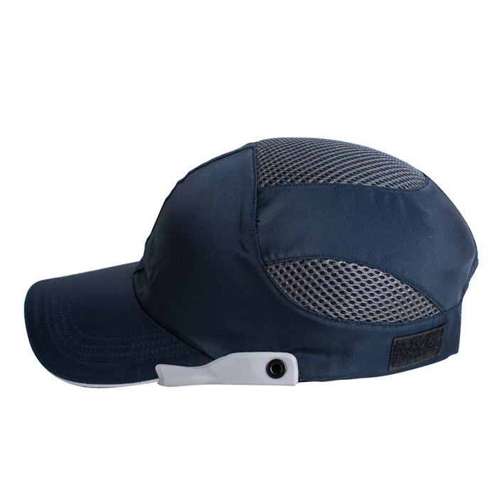 Darlingwell CE EN812 protective ABS plastic insert ventilate industrial safety working baseball bump cap
