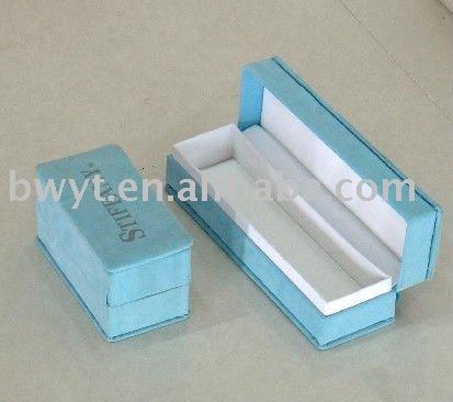 рекламных коробка/переработанная бумажная коробка/хорошее окно качество бумаги