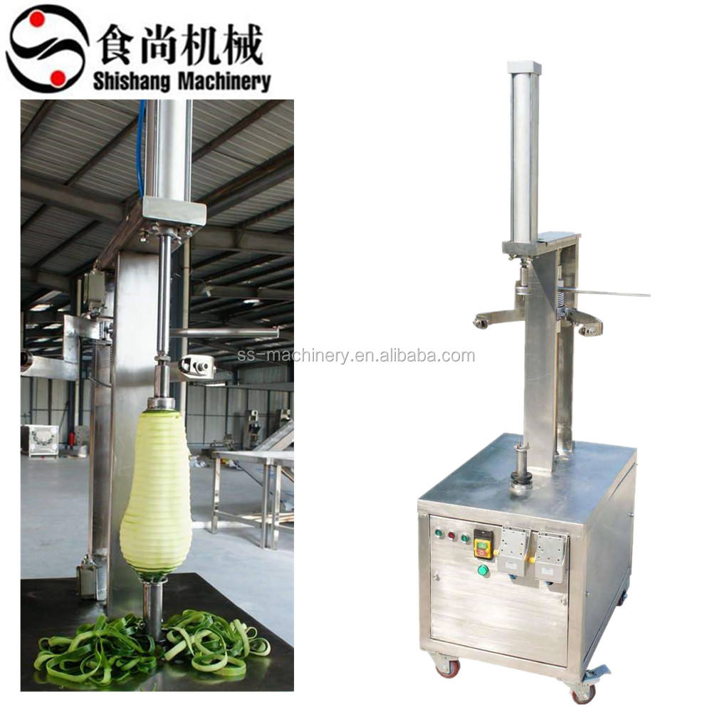 Professional Watermelon peeling machine pumpkin peeler melon skin removing machine