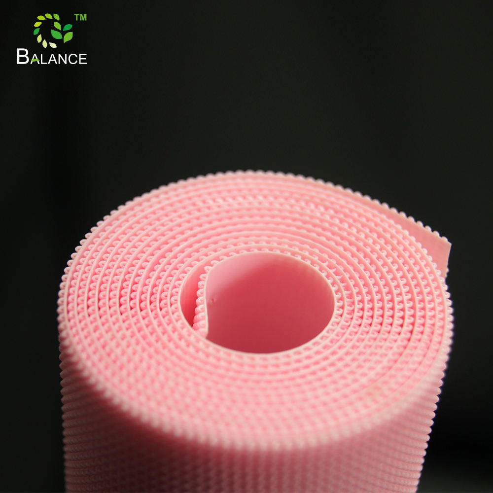 Soft injection hook tape/Molded hook