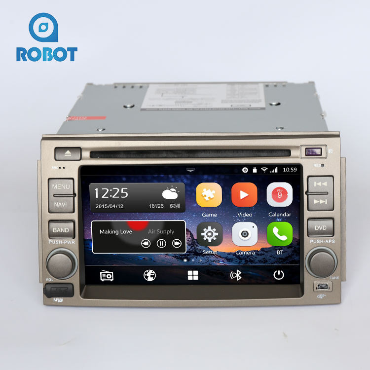 Fornecedor China Android Som Do Carro DVD Player Do Carro para Hyundai