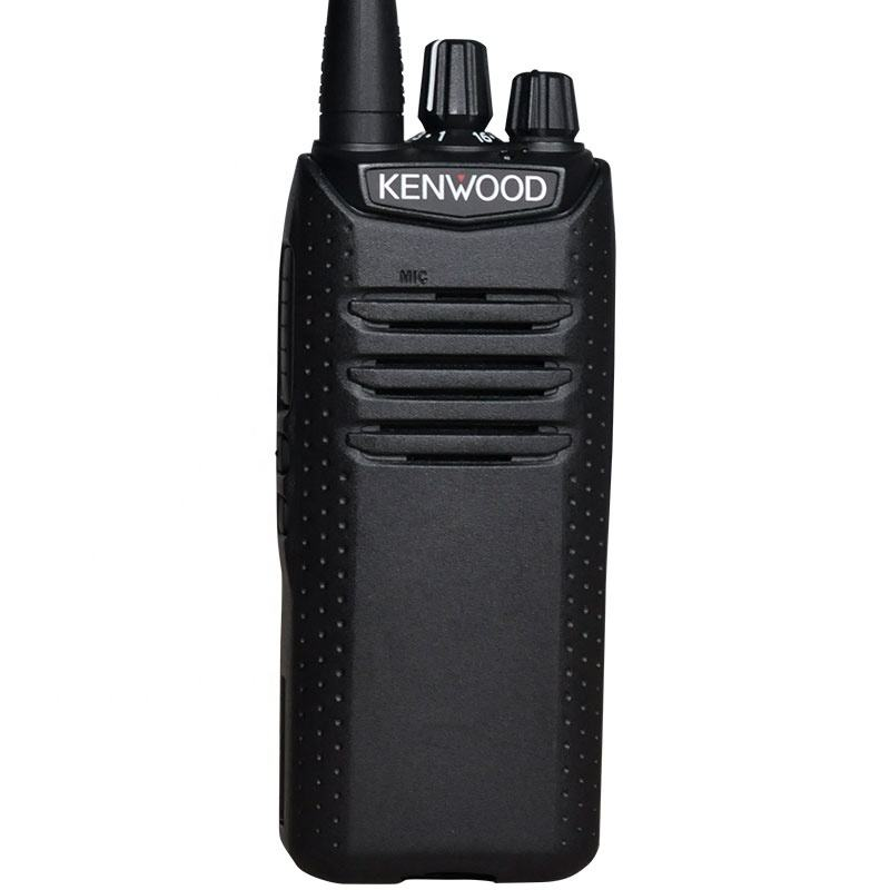 Portable Kenwood DMR Dual Mode Nirkabel Walkie Talkie TK-D340 Dua Cara Radio