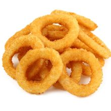DSF wholesale iqf frozen white onion rings