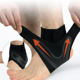 Sport Safety Athletic Neoprene Ankle wraps Protector Ankle Support Basketball Ankle Brace Guard Foot Support Sports Gear