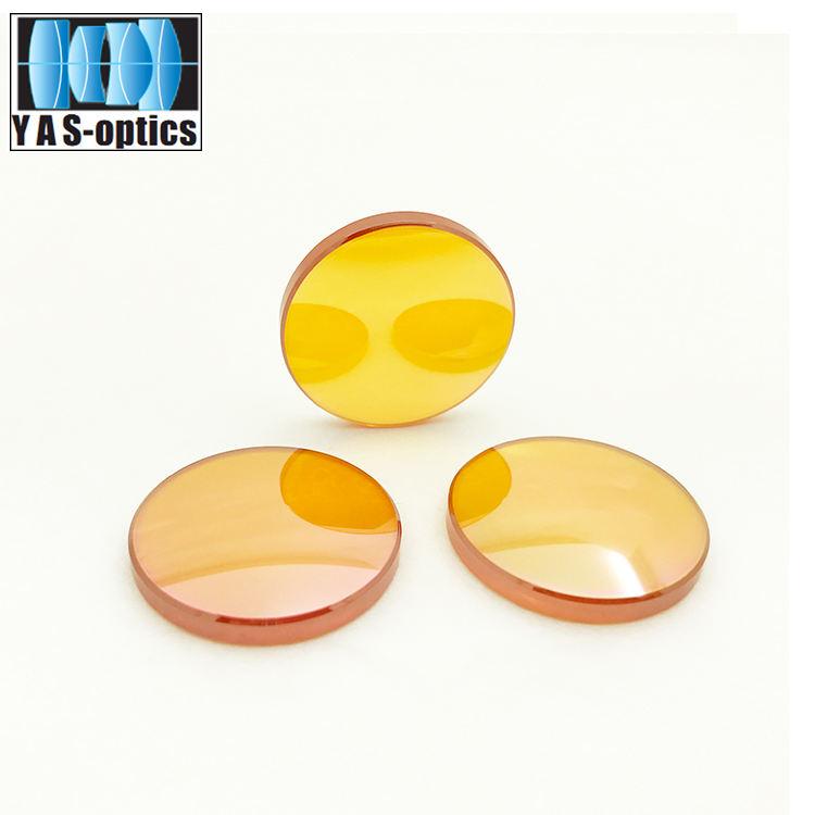 OEM siparişleri kabul çapı 18/19/20mm lazer odak lens co2 lazer tüp