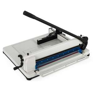 Hot Penjualan Kertas Guillotine Cutter 17