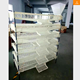 Good quality H type automatic plastic quail cage
