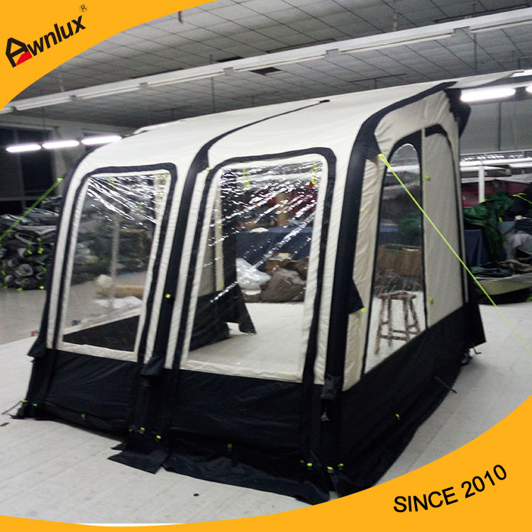 Inflatable air tent caravan porch awning