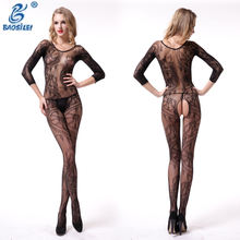 Relax Fahion Thailand Lingerie Fishnet Fabric Medical Stocking