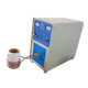 Portable induction heating 5kg gold melting furnace