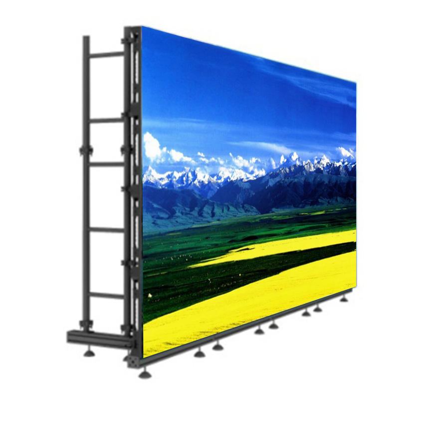 P3 P4 P5 P6 Smd Digitale Billboard Panel Led Display Outdoor P3.91 P4.81 Video Led Panelen