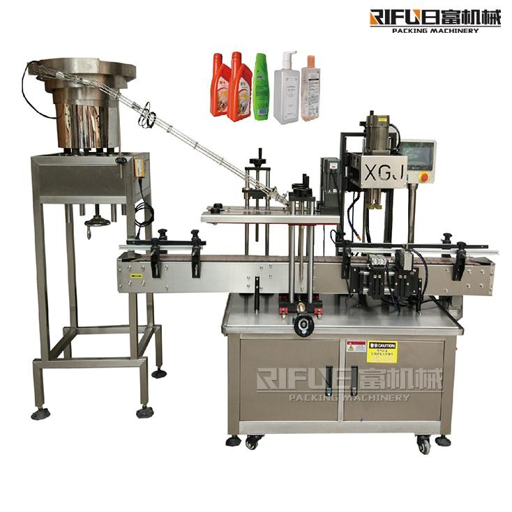 Low Price plastic bottle twist off capping machine