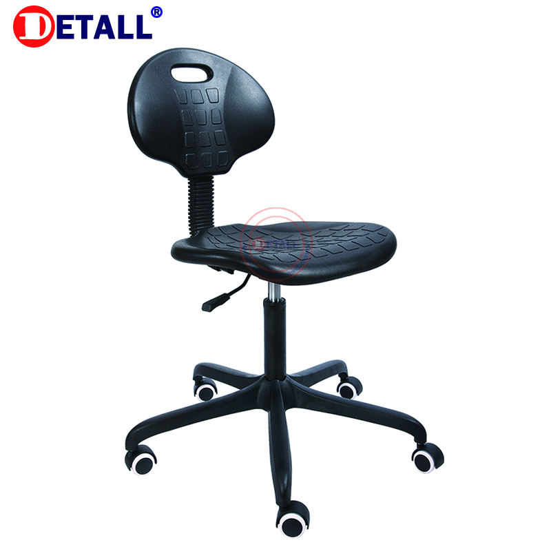 Detall- Industrial Sewing Task Fabric Chair Computer