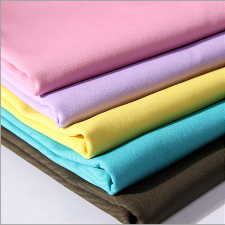 T/C 65/35 Dyed Poplin Fabric for shirt garment lining china factory supplier wholesale