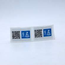 Custom waterproof rfid nfc labels/stickers/tags