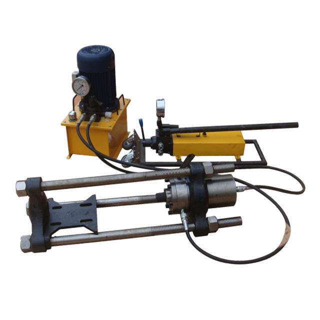 150 ton portable hydraulic track link pin press for sale