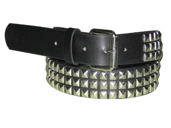 PU / PVC Studed Belts With Various Colour
