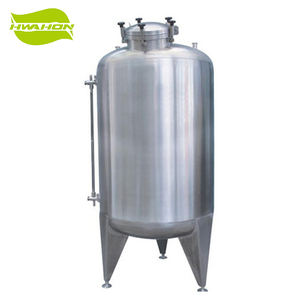 Vertical Type 1000 Liters 316 Stainless Steel Liquid Oil Storage Tank Water Storage Tank
