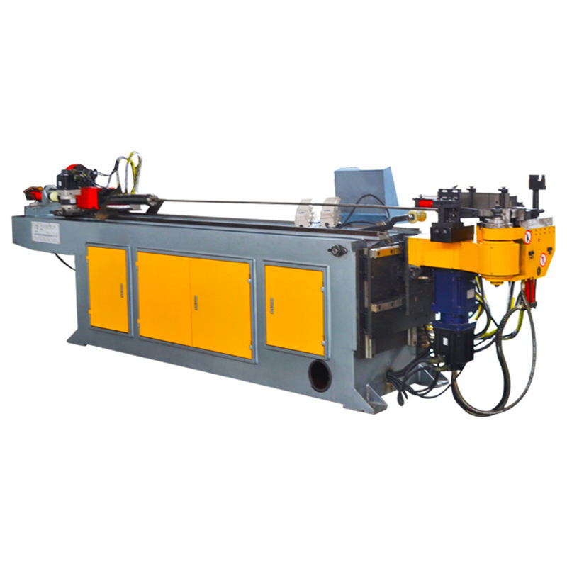 Telhoo 75cnc bender single head pipe bending machine for metal pipe tube