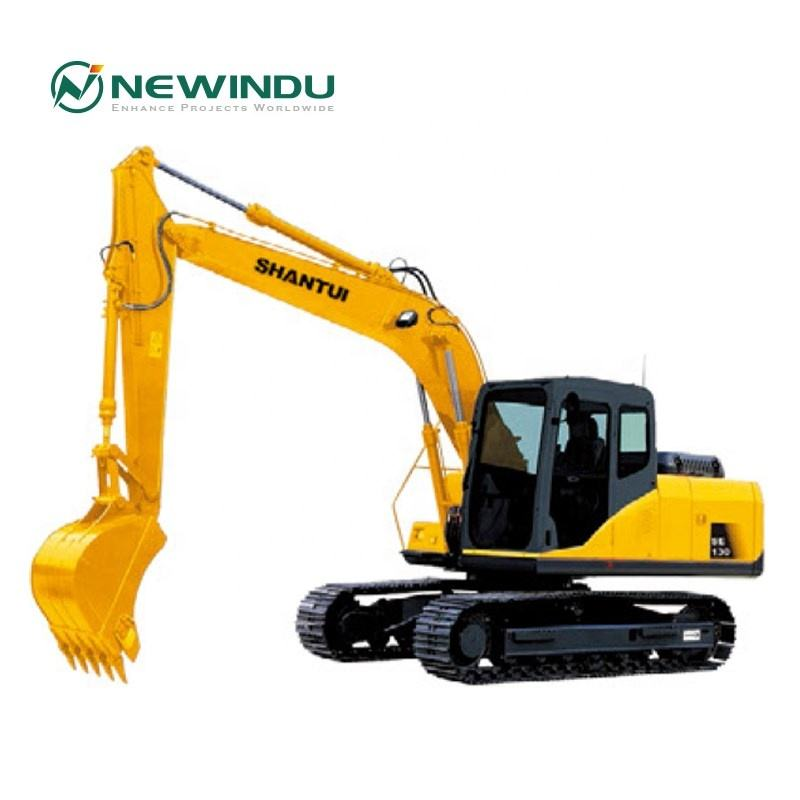 Popular and Hot Sale SHANTUI SE130-9 Front Excavator Mini Digger with Excellent Performance