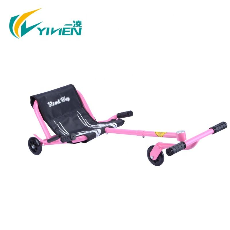 3 PU Wheel wave roller ezy roller swing scooter