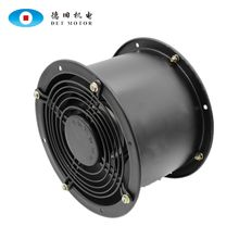 400mm diameter blowing type inverter cooling axial fan