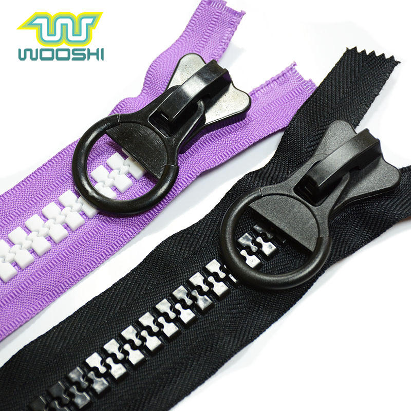 Zip Fasteners Sale # 20 Big Teeth Plastic Zipper Custom Bulk Decorative Zippers For Tents