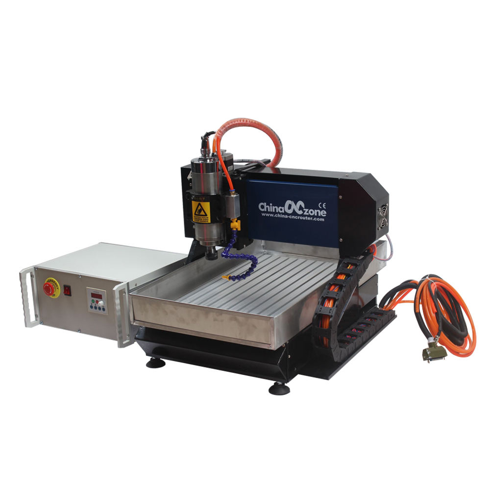 mini metal mould cnc milling machine for router
