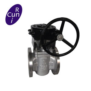 Soft Seated Sleeve Plug Valve with Manual or Pneumatic Operated