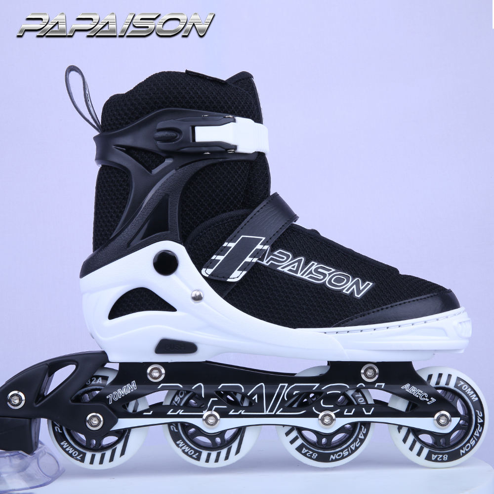 2018 Top Selling Factory Price Low Pice Best Quality Free Shipping Inline Skate Shoes Blade Skating