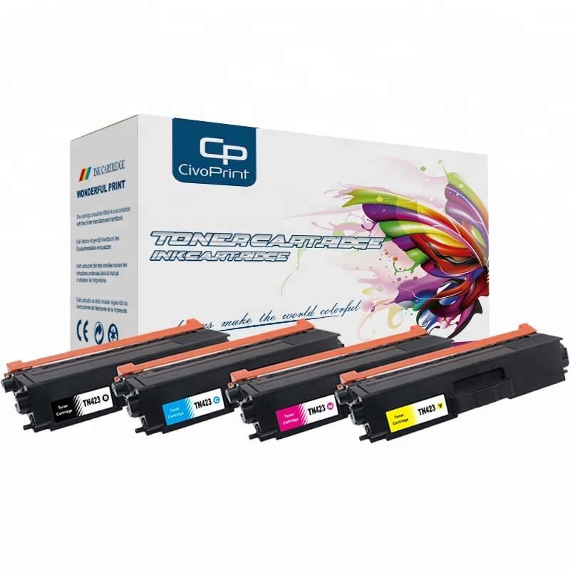 Civoprint Compatible Mfc-L8690Cdw Mfc-L8900Cdw Hl-L8260Cdw Hl-L8360Cdw Printer TN423 TN 423 Color Toner Cartridges Tn-423