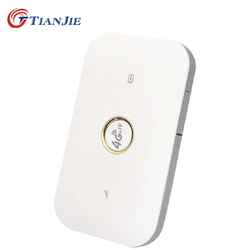 TIANJIE Y903 4G LTE wifi router portable LTE WCDMA GSM mobile wifi router in india wireless router with 4g sim card slot